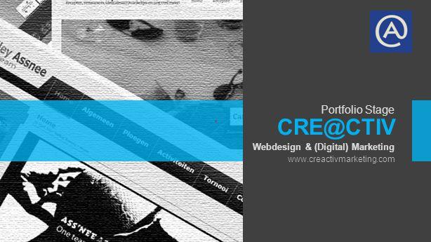 Voorstellingen Projecten www.creactivemarketing.com CRE@CTIV Industrieweg 3 | 3000 Heverlee Tel : +32 472 33 64 98 | Email : info@creactivemarketing.com Peter Castles Javascript One Pager