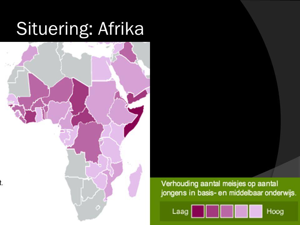 Situering: Afrika