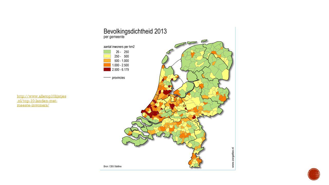 http://www.alletop10lijstjes.nl/top-10-landen-met- meeste-inwoners/