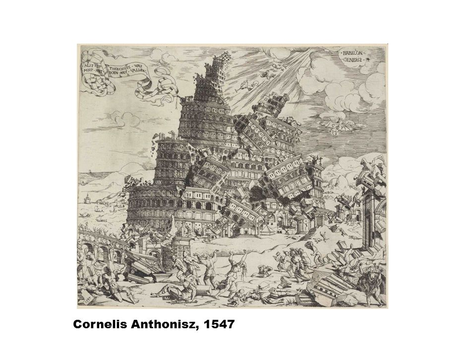 Cornelis Anthonisz, 1547