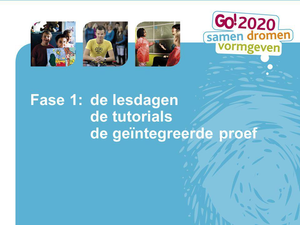 Stelling 2 De PBD kiest in één van haar werkingsstrategieën voor het niveau scholengemeenschap.