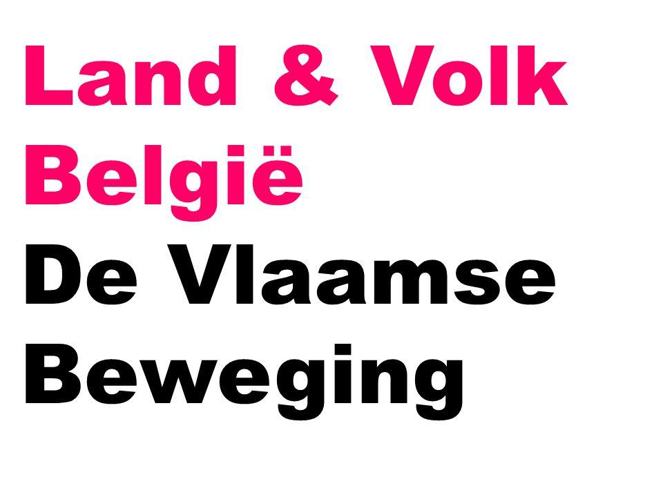 een complexe culturele en maatschappelijke stroming gericht op de wettelijke erkenning van de taal van de Vlamingen in België, op intellectuele ontplooiing en de sociaal- economische welvaart van Vlaanderen en op de bewustmaking en de erkenning van de Vlamingen als volk of als gemeenschap binnen of buiten het Belgische staatsverband. (Janssens 2005: 143-144) Aanhanger van de Vlaamse Beweging: flamingant(e) De Vlaamse Beweging