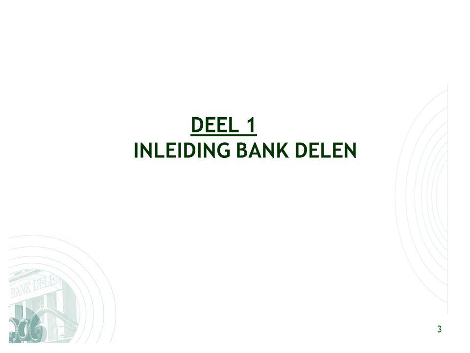 3 DEEL 1 INLEIDING BANK DELEN
