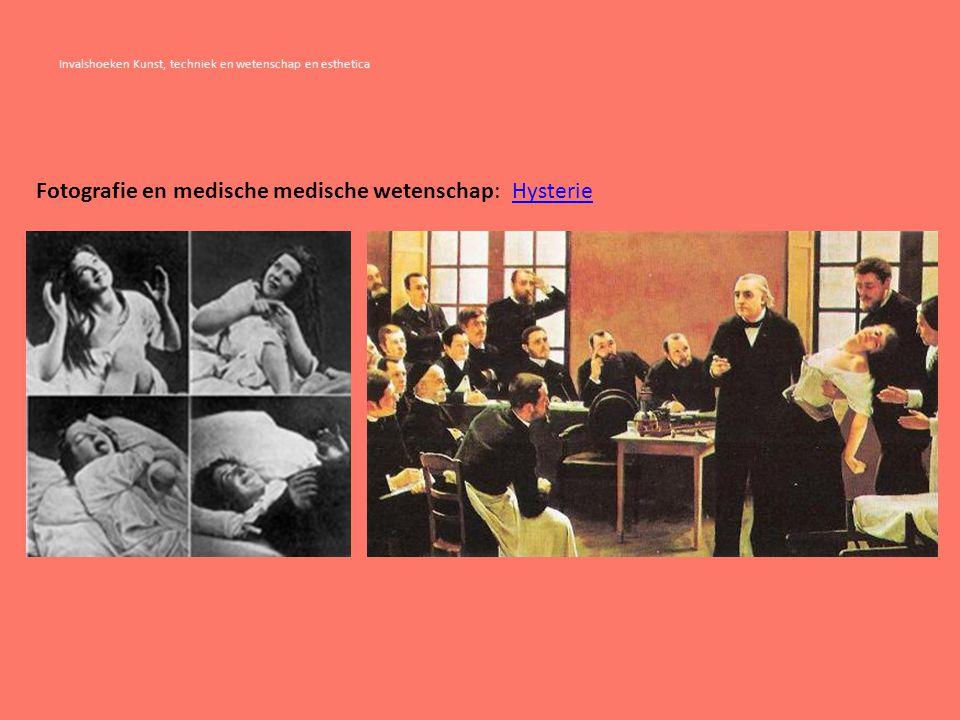 Invalshoeken Kunst, techniek en wetenschap en esthetica Antropoloog en medicus Dr.