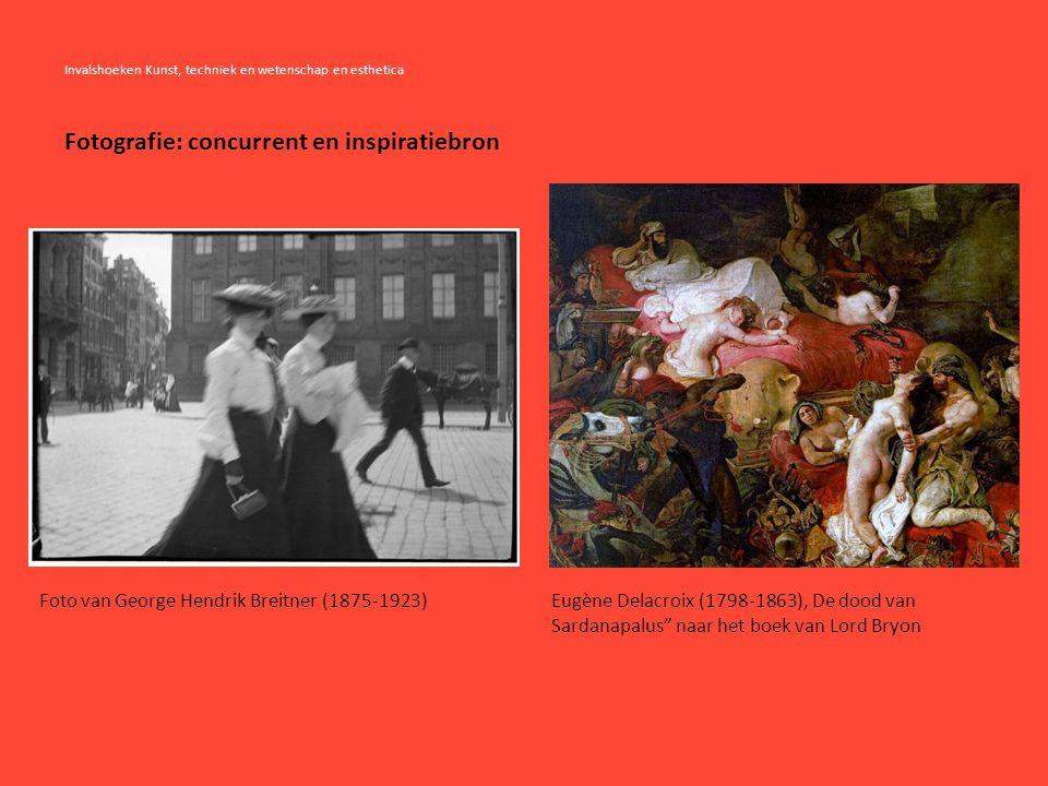 Invalshoeken Kunst, techniek en wetenschap en esthetica Fotografie en handel: ansichtkaarten met erotische foto's