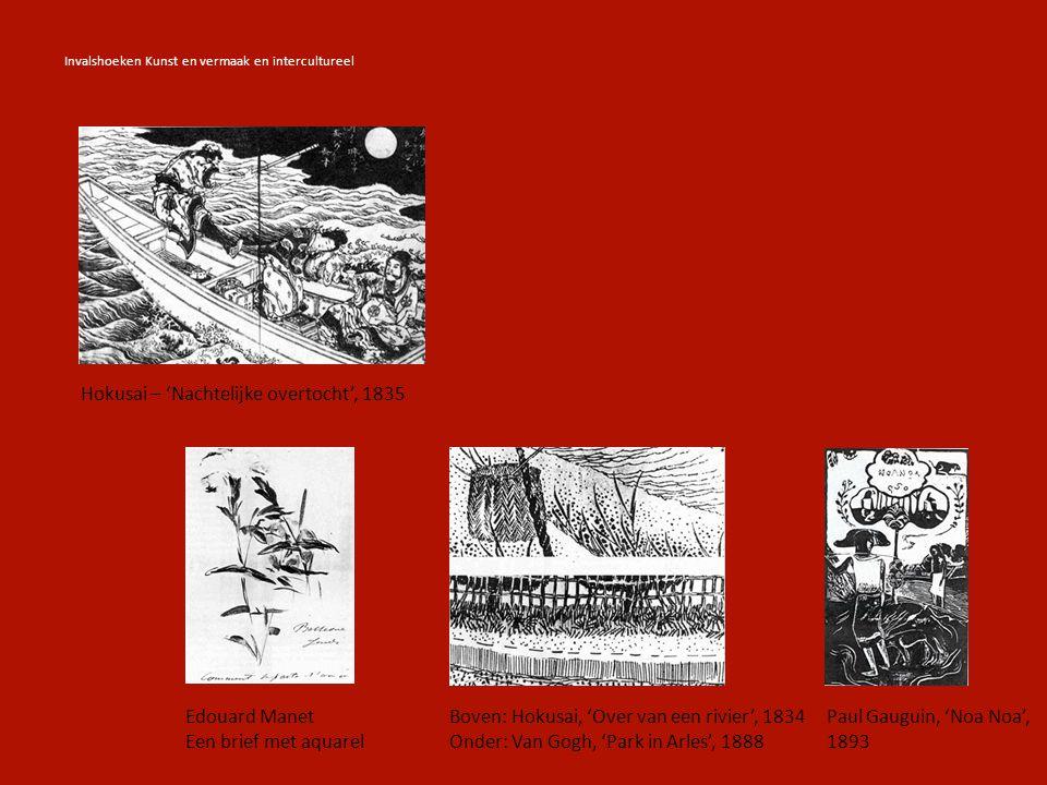 Invalshoeken Kunst en vermaak en intercultureel Delacroix - 'La mort de Sardanapale', 1827