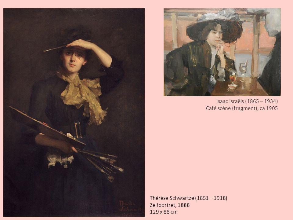 Invalshoeken Kunst en religie en Kunstenaar en opdrachtgever Prinsessegracht, schildersklasse Koninklijke Academie voor Beeldende Kunsten, Den Haag, 1900