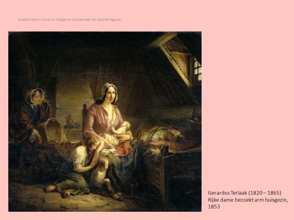 Invalshoeken Kunst en religie en Kunstenaar en opdrachtgever Thérèse Schwartze (1851 – 1918) Zelfportret, 1888 129 x 88 cm Isaac Israëls (1865 – 1934) Café scène (fragment), ca 1905