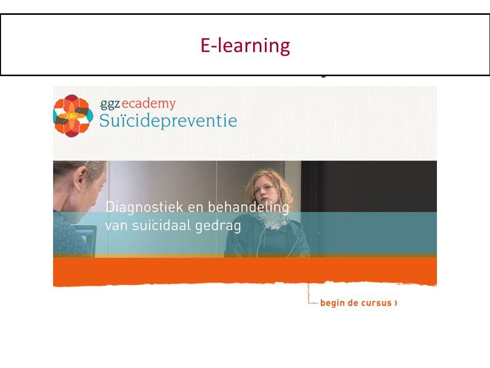 GGZ ecademy E-learning