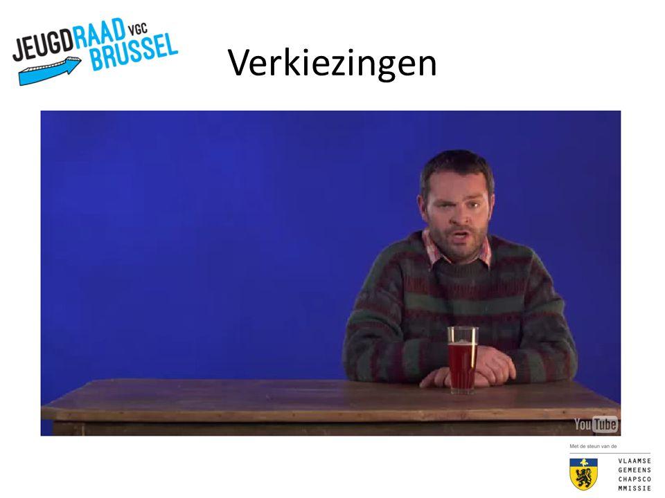 Verkiezing voorzitter Kandidaten: Pepijn Kennis Jo Robberechts