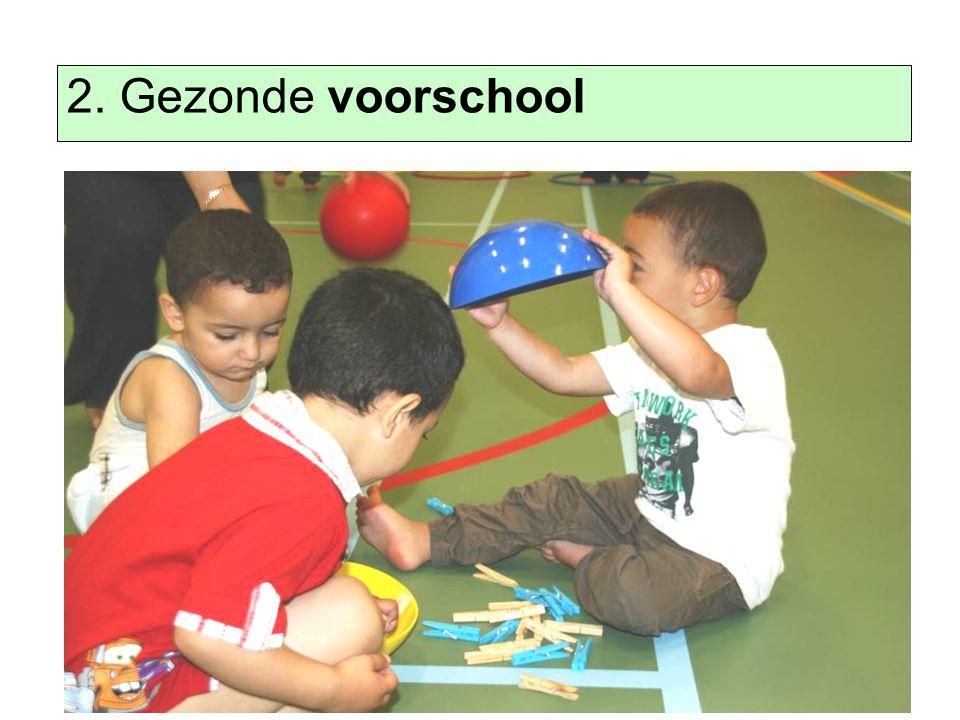 2. Gezonde voorschool