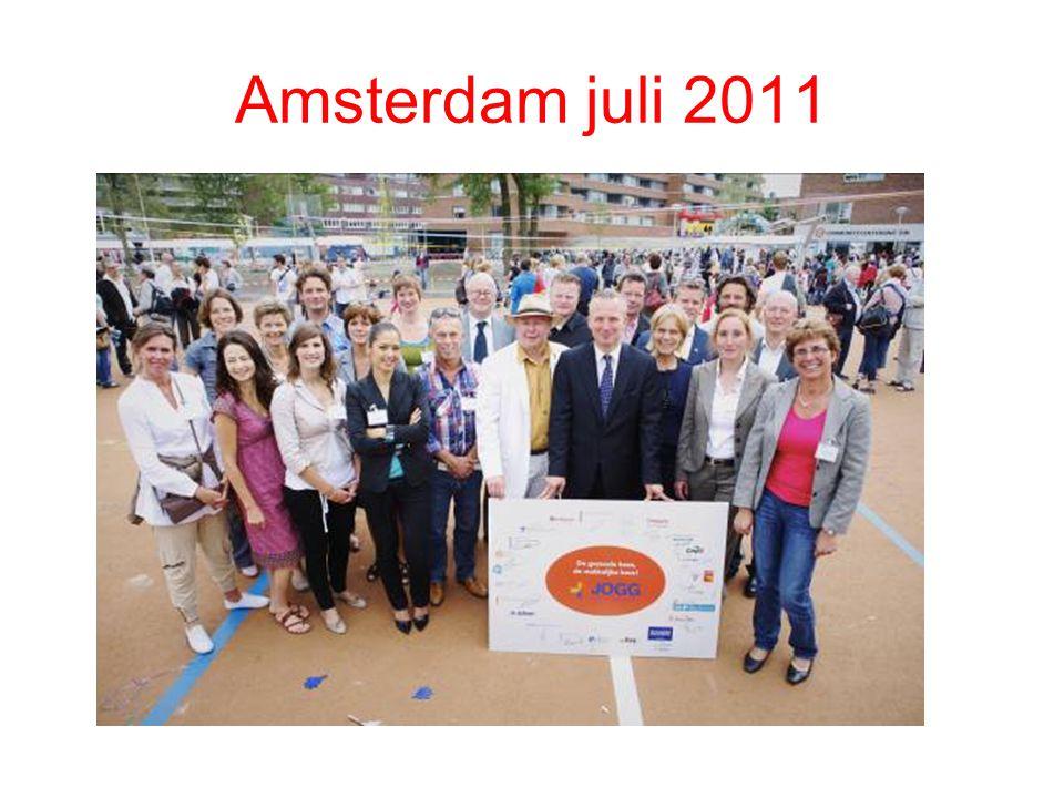 Amsterdam juli 2011