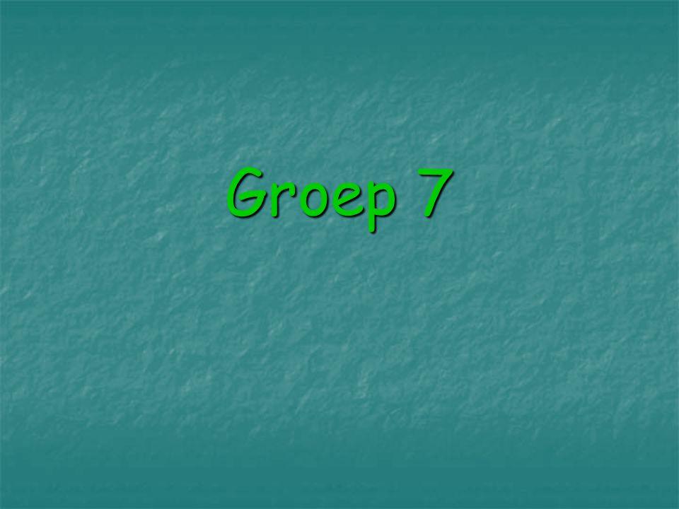Groep 7