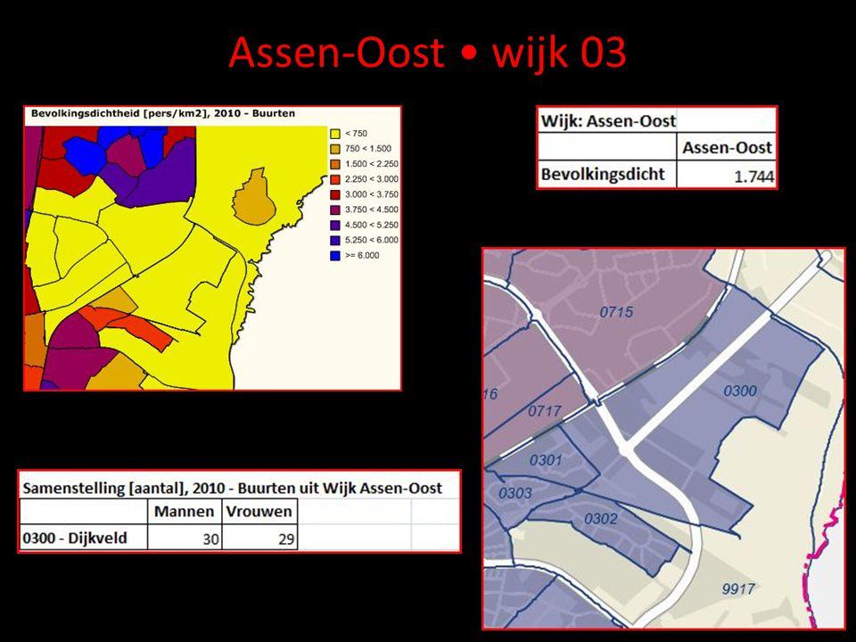 Assen-Oost wijk 03