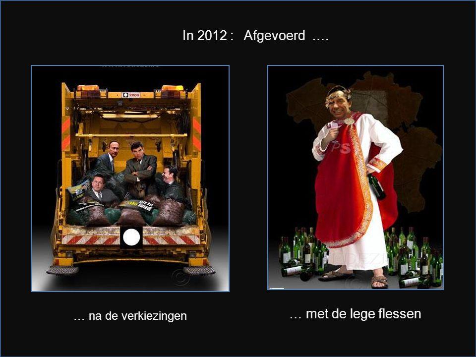 Onze nieuwe Gouverneur ? 14 oktober 2012