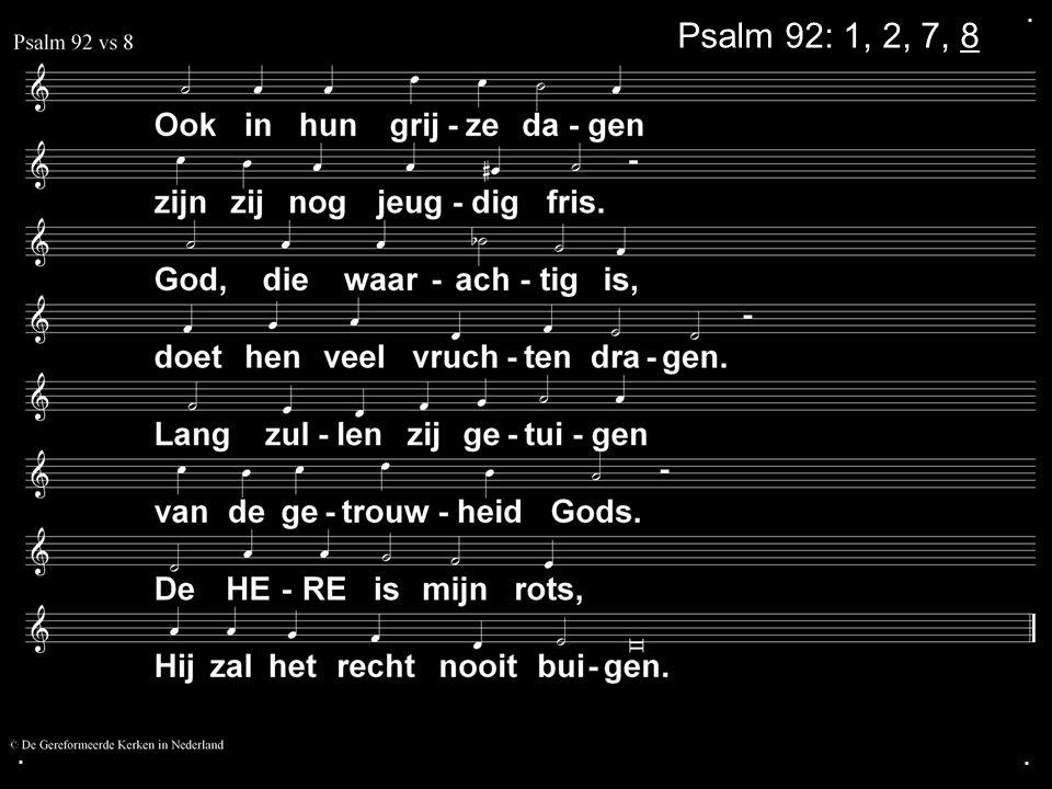 Tekst: Zondag 38 3.