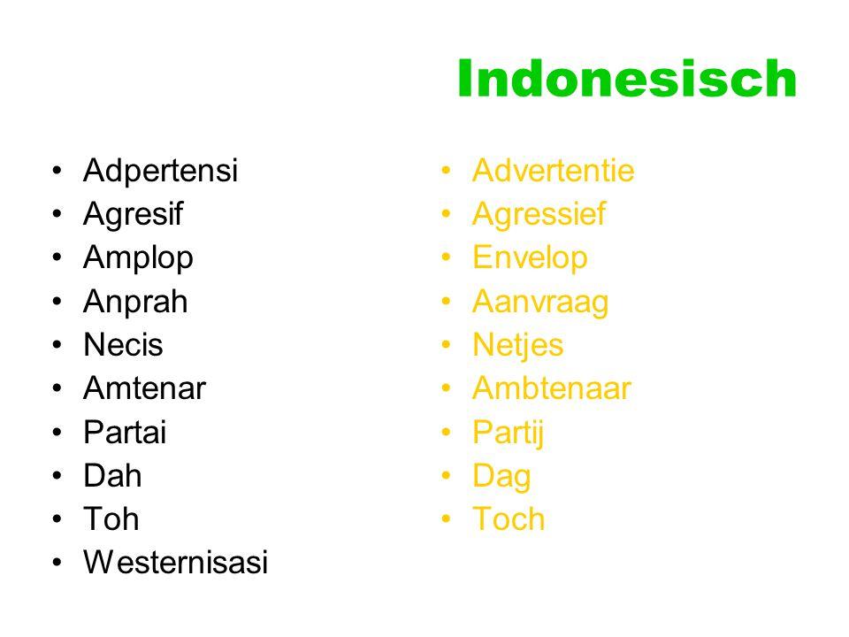 Indonesisch Adpertensi Agresif Amplop Anprah Necis Amtenar Partai Dah Toh Westernisasi Advertentie Agressief Envelop Aanvraag Netjes Ambtenaar Partij