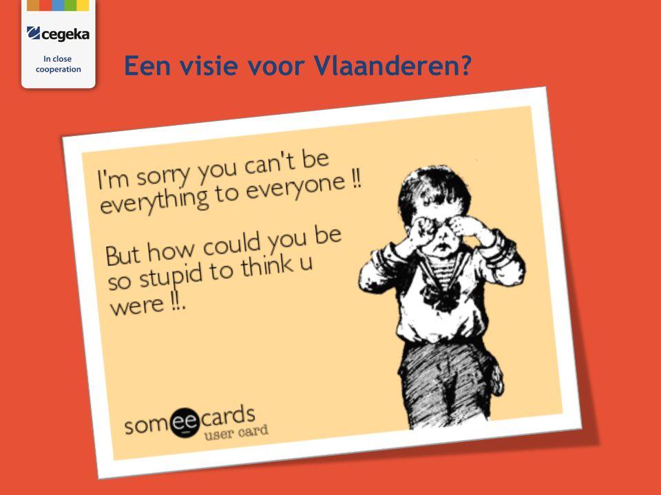 Een visie voor Vlaanderen?