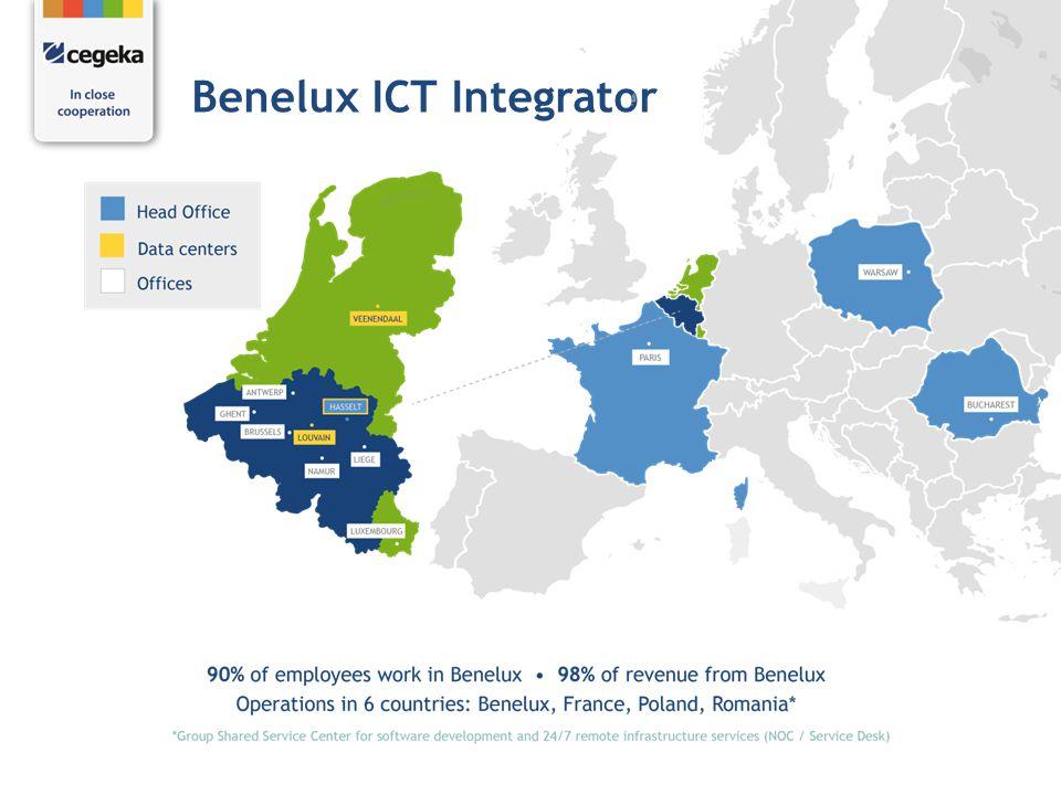 Benelux ICT Integrator
