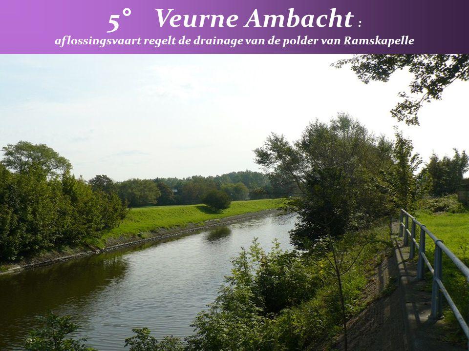 4° De Ieperbrug : De huidige IJzer. De IJzer is bevaarbaar voor pleziervaartuigen Bevaarbaar tussen Nieuwpoort en Roesbrugge een afstand van 41 km