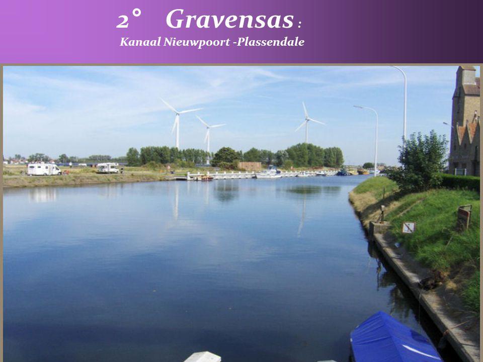 1° het Nieuw Bedelf : afwateringskanaaltje van de polders