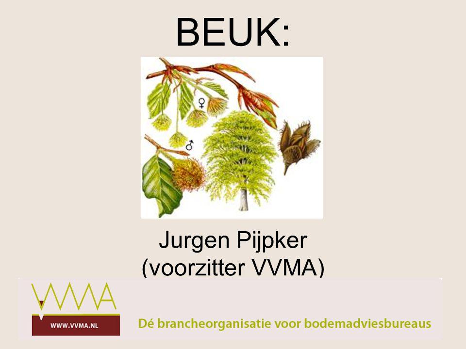 BEUK: Jurgen Pijpker (voorzitter VVMA)