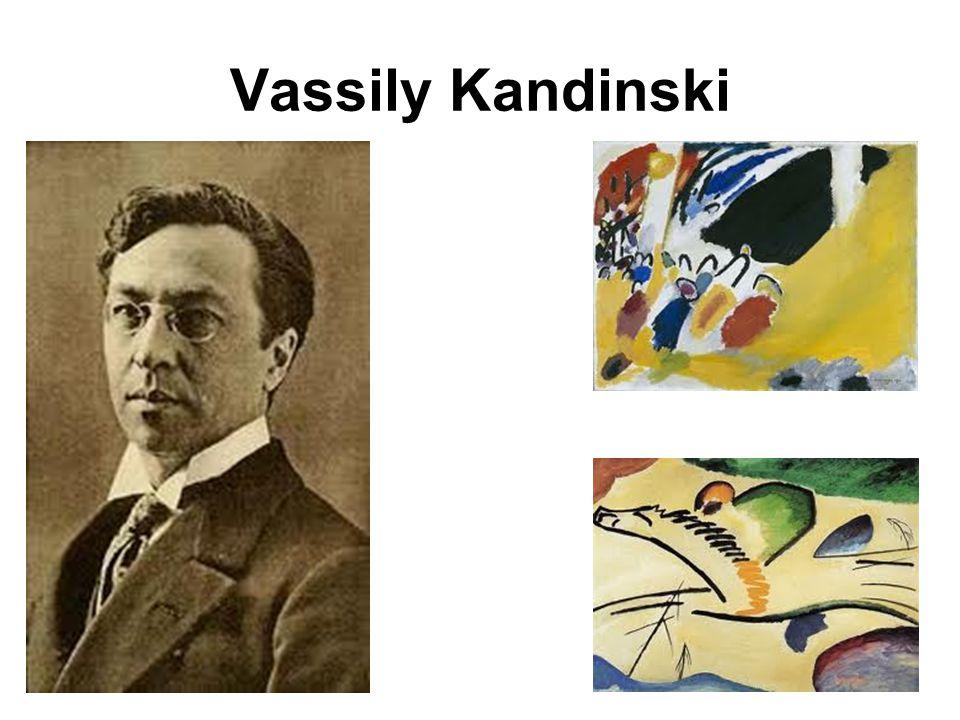 Vassily Kandinski