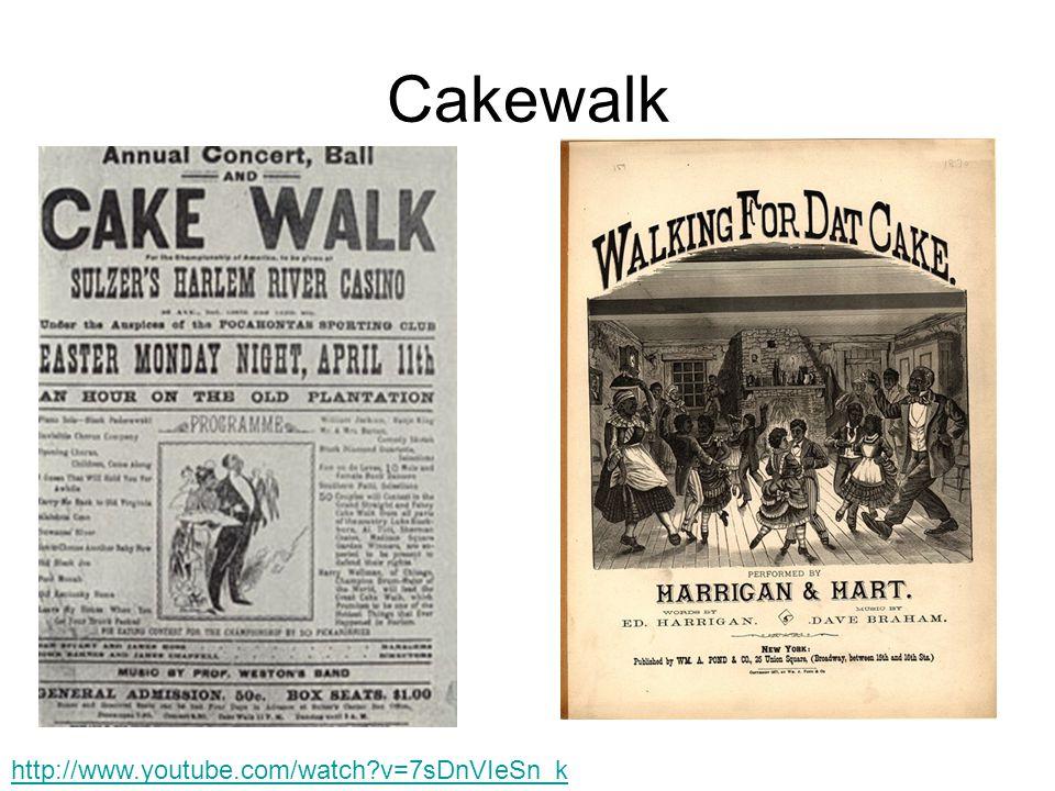 Cakewalk http://www.youtube.com/watch?v=7sDnVIeSn_k