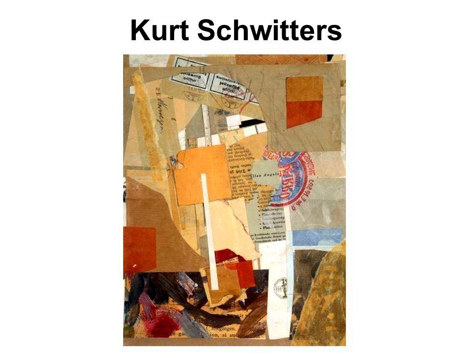 Kurt Schwitters