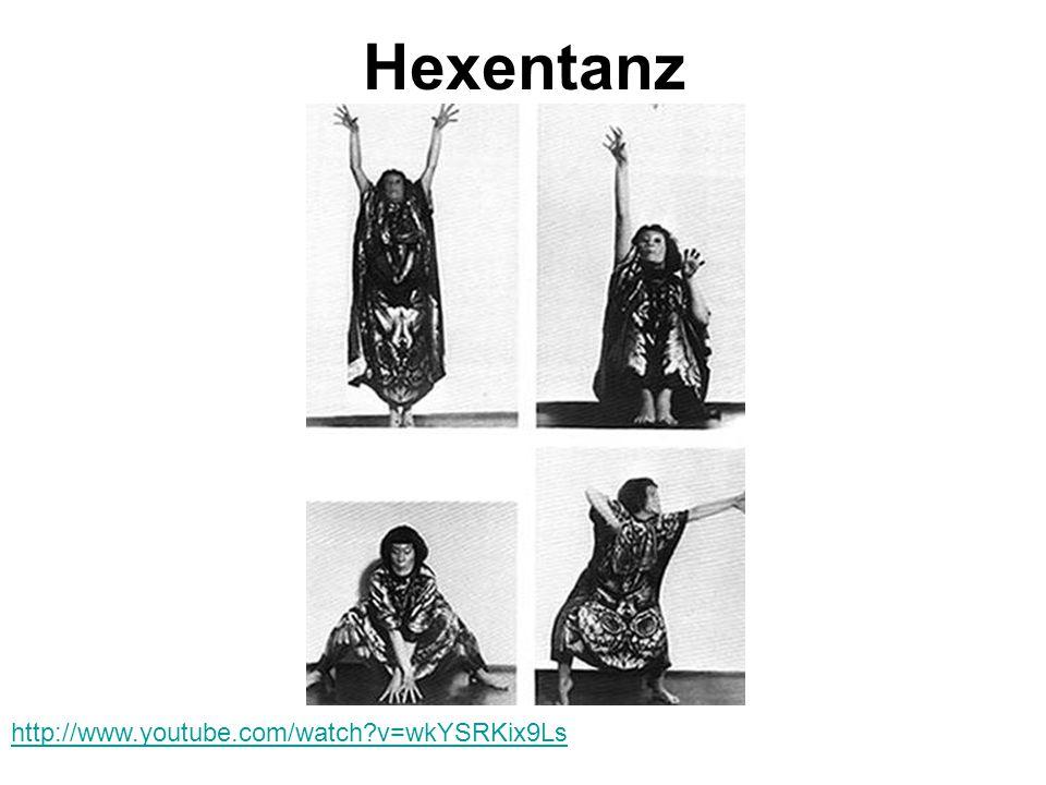 Hexentanz http://www.youtube.com/watch?v=wkYSRKix9Ls