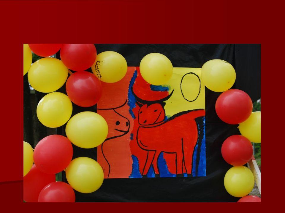 Desfile con el Toro