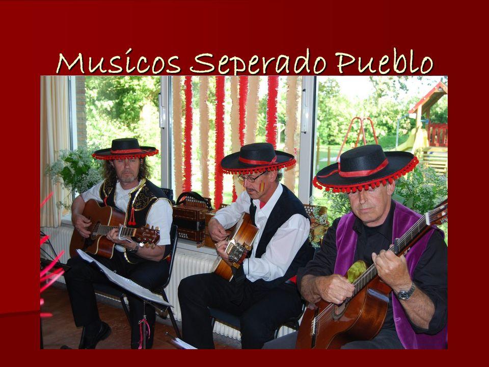 Musicos Seperado Pueblo
