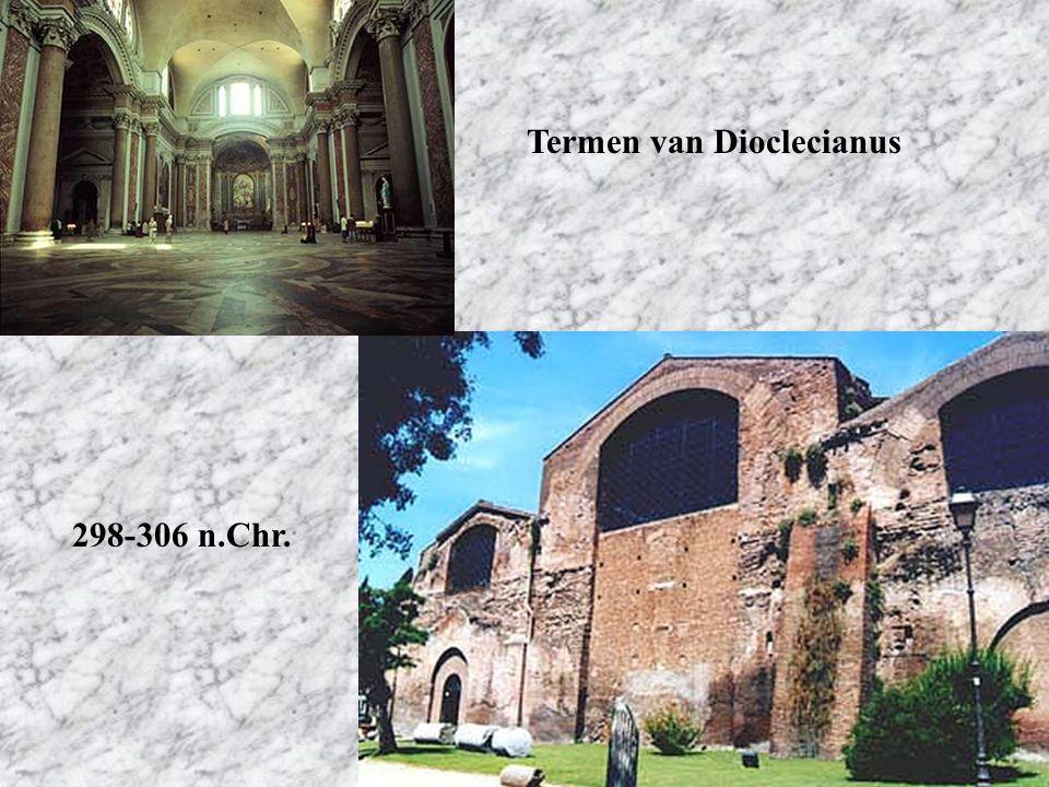 Termen van Dioclecianus 298-306 n.Chr.