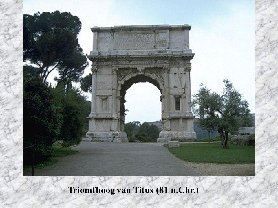 Triomfboog van Titus (81 n.Chr.)