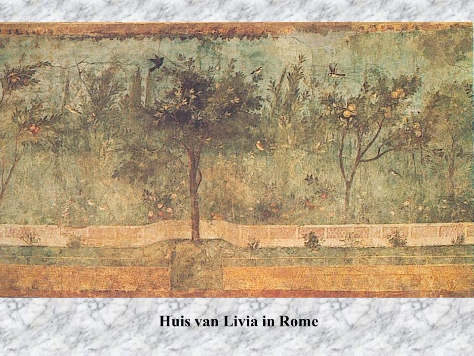 Huis van Livia in Rome