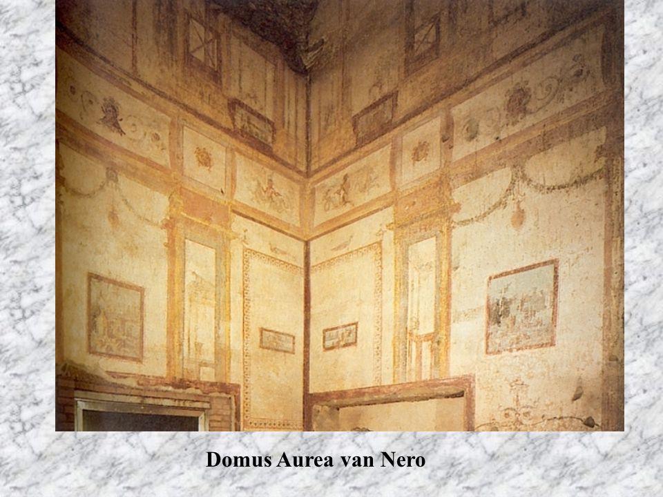 Domus Aurea van Nero
