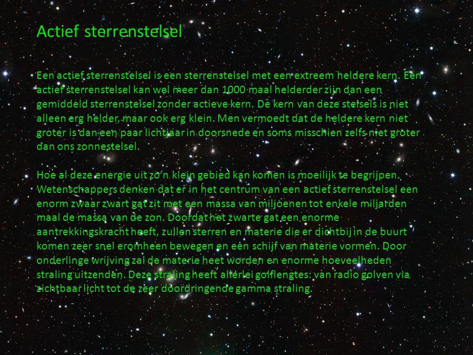 Supernova Een supernova is een verschijnsel waarbij een ster op spectaculaire manier explodeert.