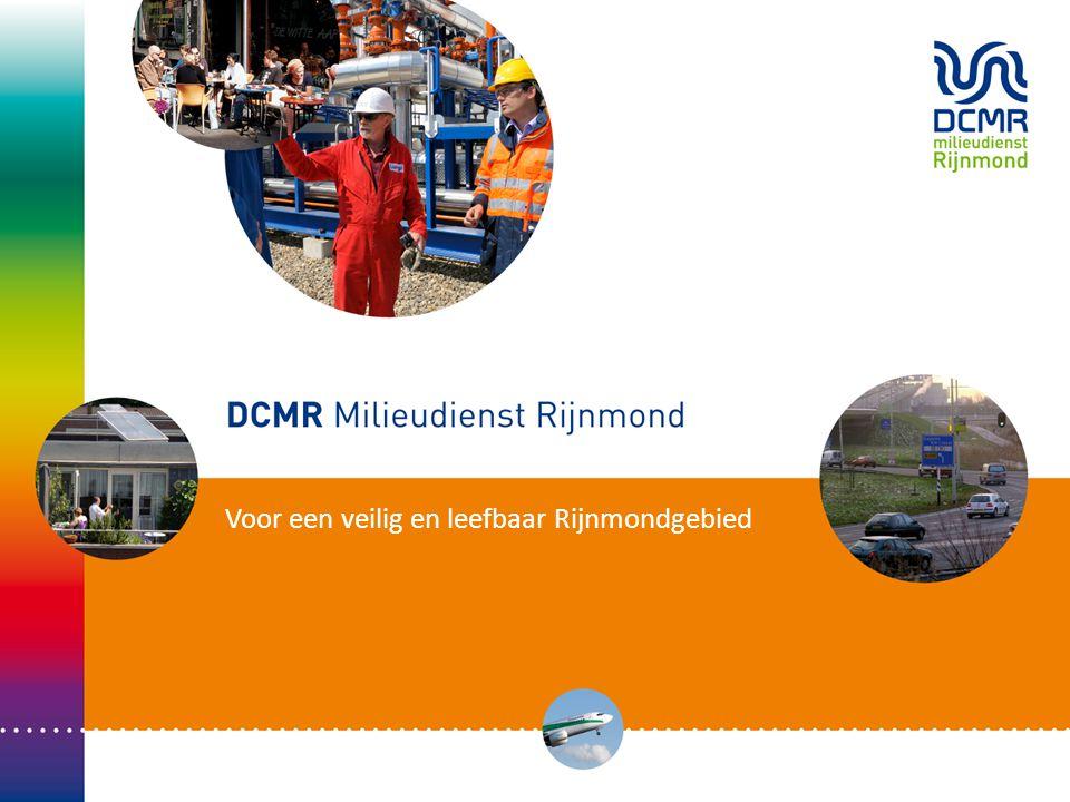 Voor een veilig en leefbaar Rijnmondgebied