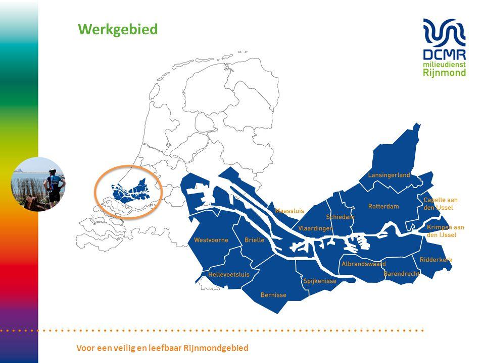 Werkgebied Voor een veilig en leefbaar Rijnmondgebied