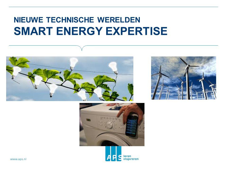 NIEUWE TECHNISCHE WERELDEN SMART ENERGY EXPERTISE