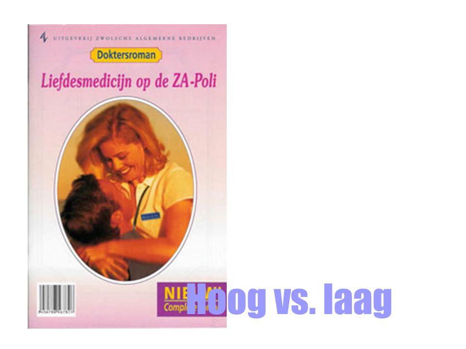 Discussie over Low culture en High culture Sieb Posthuma NRC Handelsblad 9 mei 2005