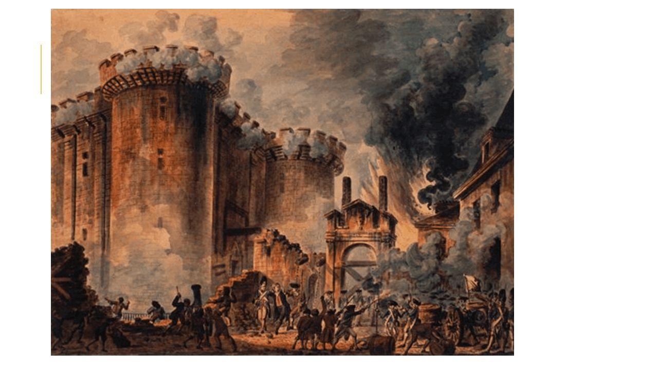 REVOLUTIE Na Parijs slaat het geweld over naar het plattenland.