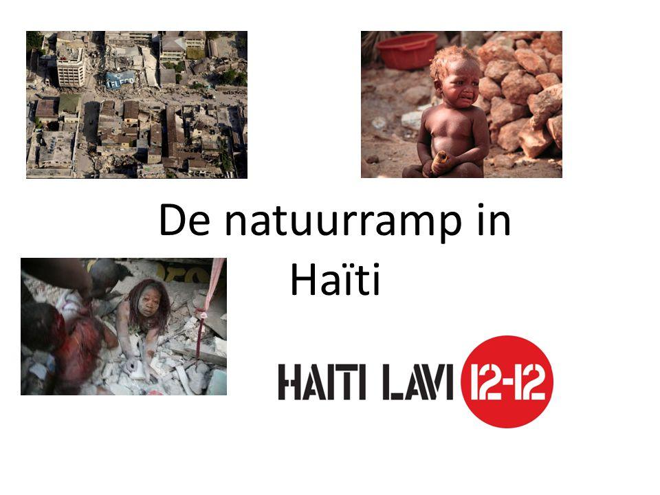 Waar ligt Haïti?