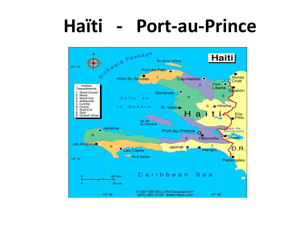 Haïti - Port-au-Prince