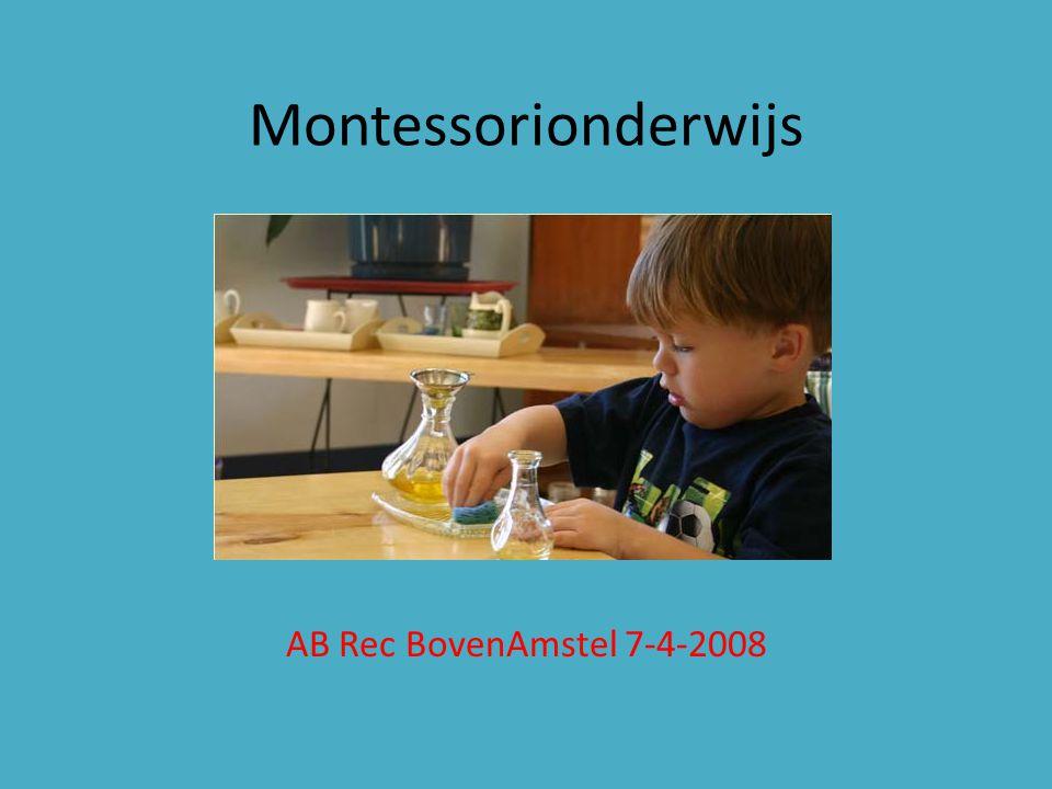 Montessorionderwijs AB Rec BovenAmstel 7-4-2008