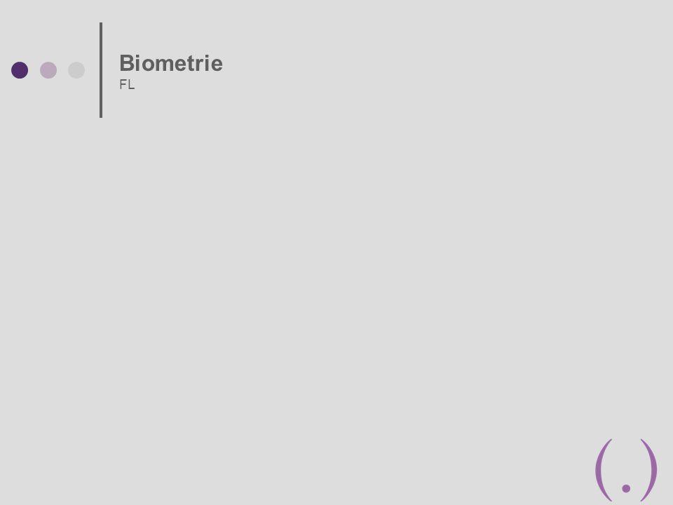 Biometrie FL