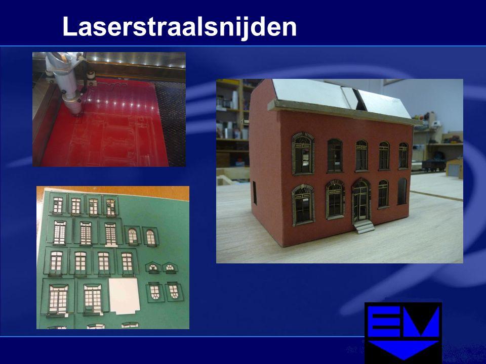 Laserstraalsnijden