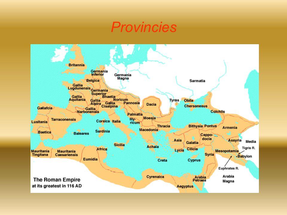 Strijd in Rome - grote armoede Er was een kleine rijke bevolkingsgroep, de patriciërs.
