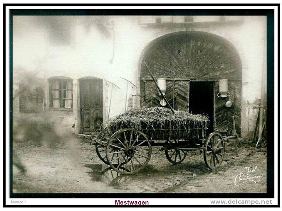 Melktransport per slee