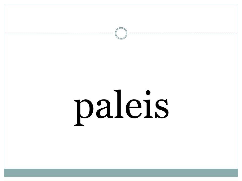 paleis